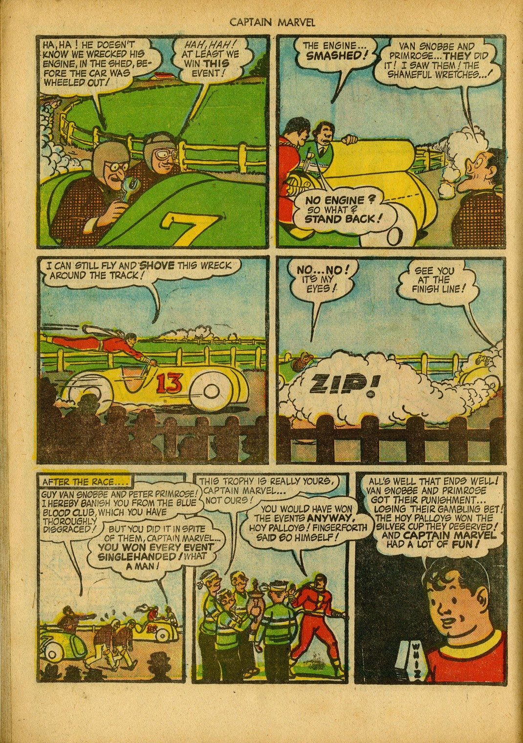 Captain Marvel Adventures issue 34 - Page 30