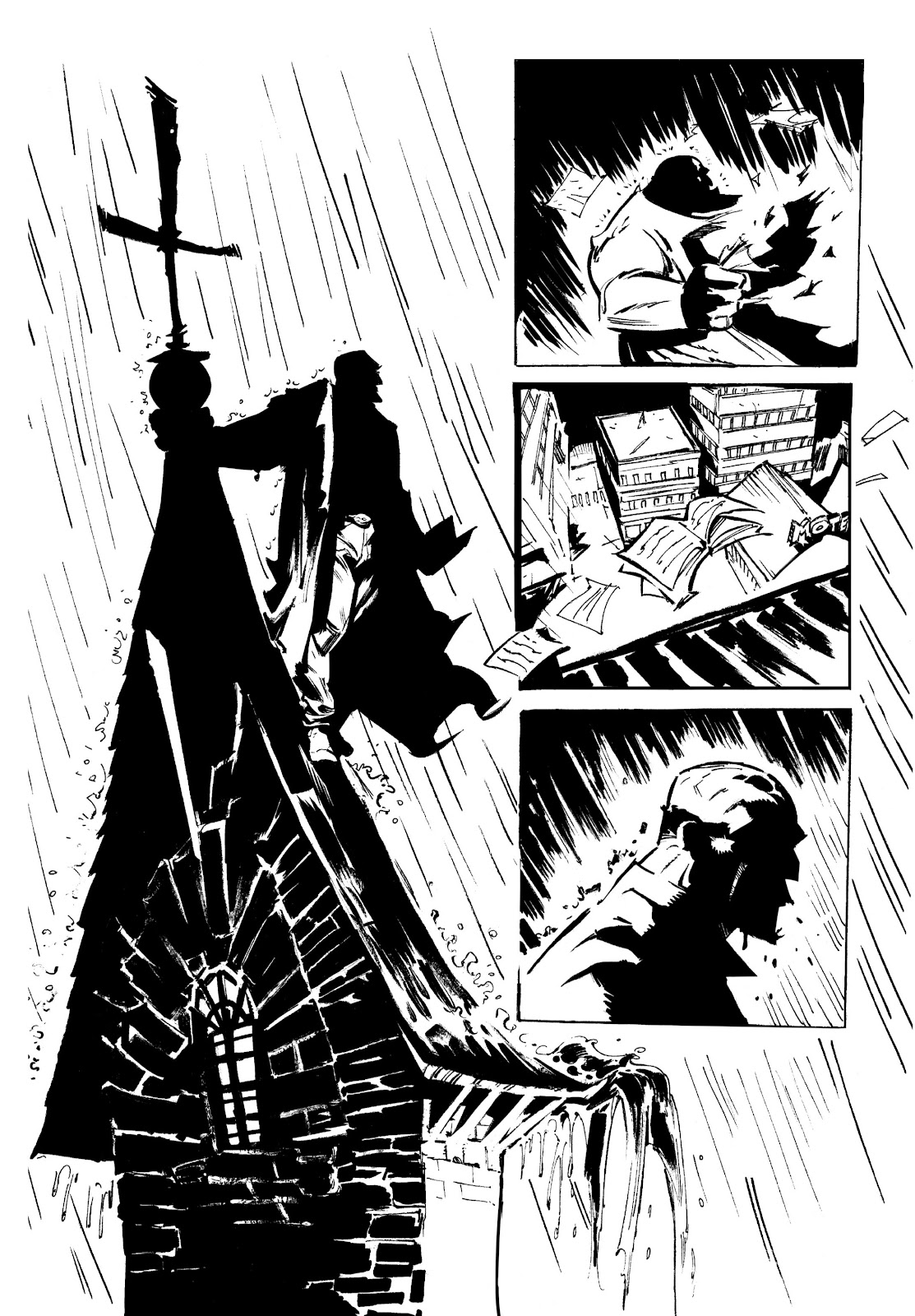 Read online Wrath of God comic -  Issue # _TPB - 41