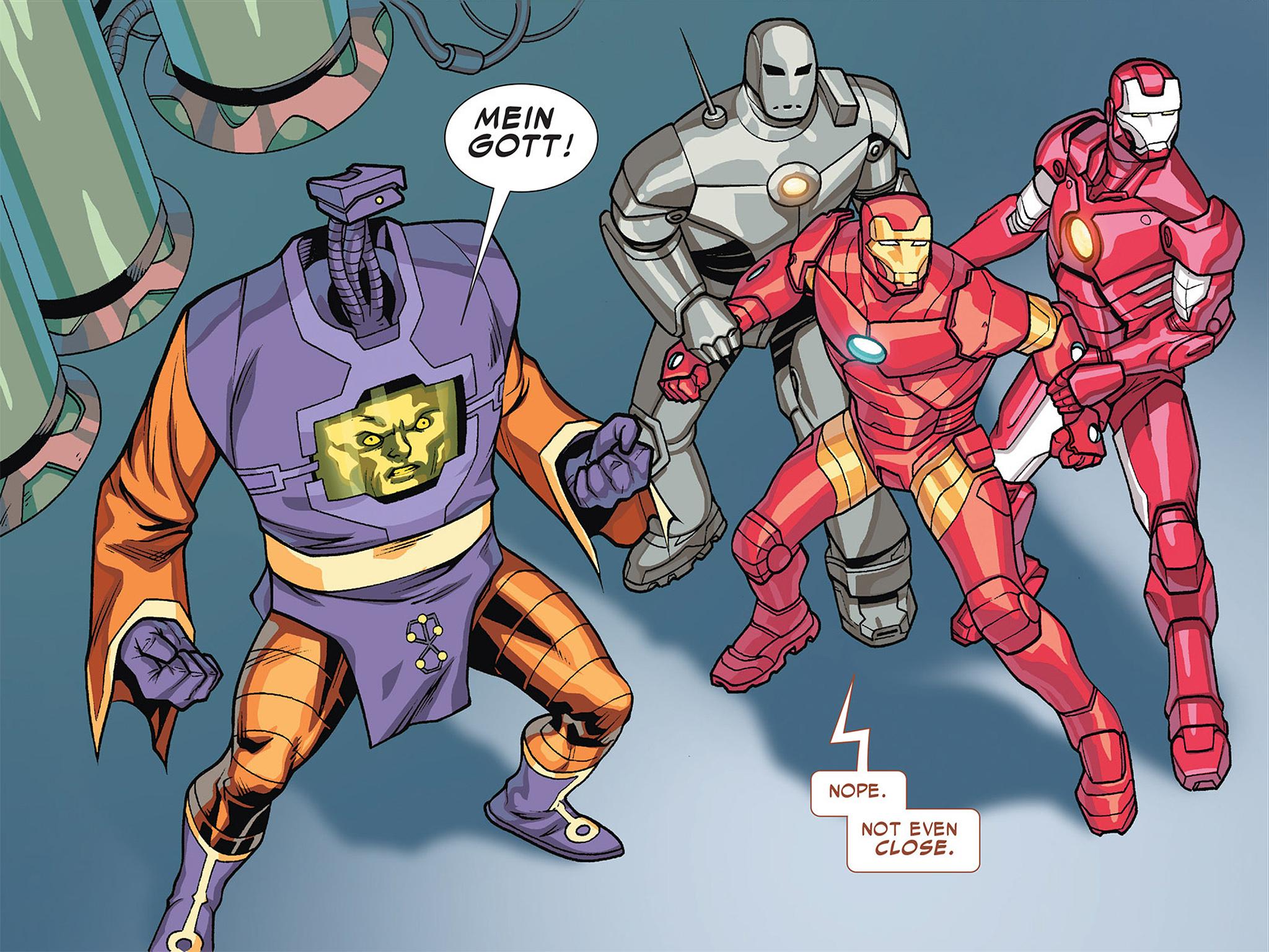 Read online Ultimate Spider-Man (Infinite Comics) (2016) comic -  Issue #4 - 47