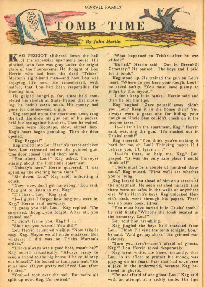 The Marvel Family issue 69 - Page 12