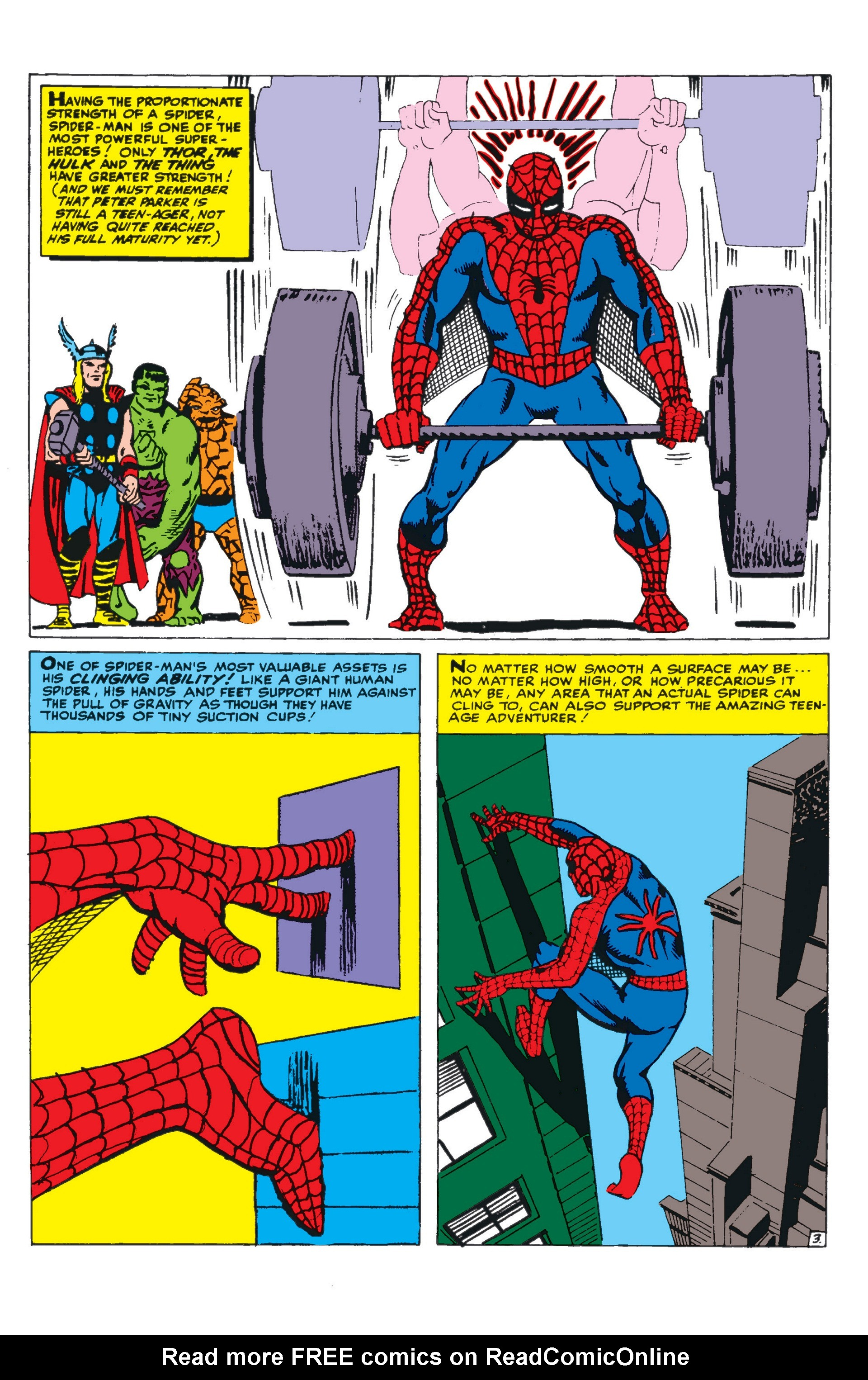 The Amazing Spider-Man (1963) _Annual_1 Page 58
