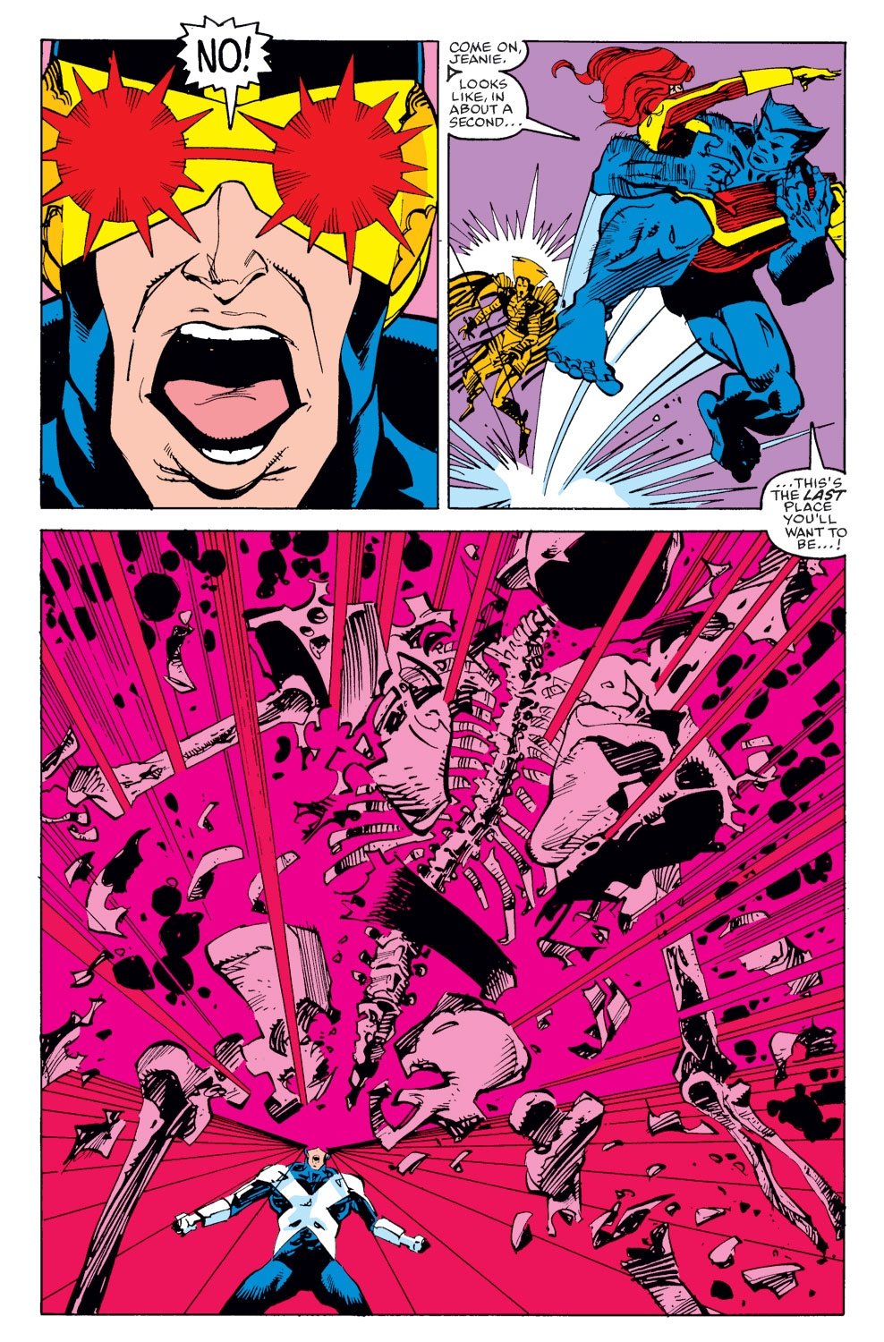 Read online X-Factor (1986) comic -  Issue #39 - 23