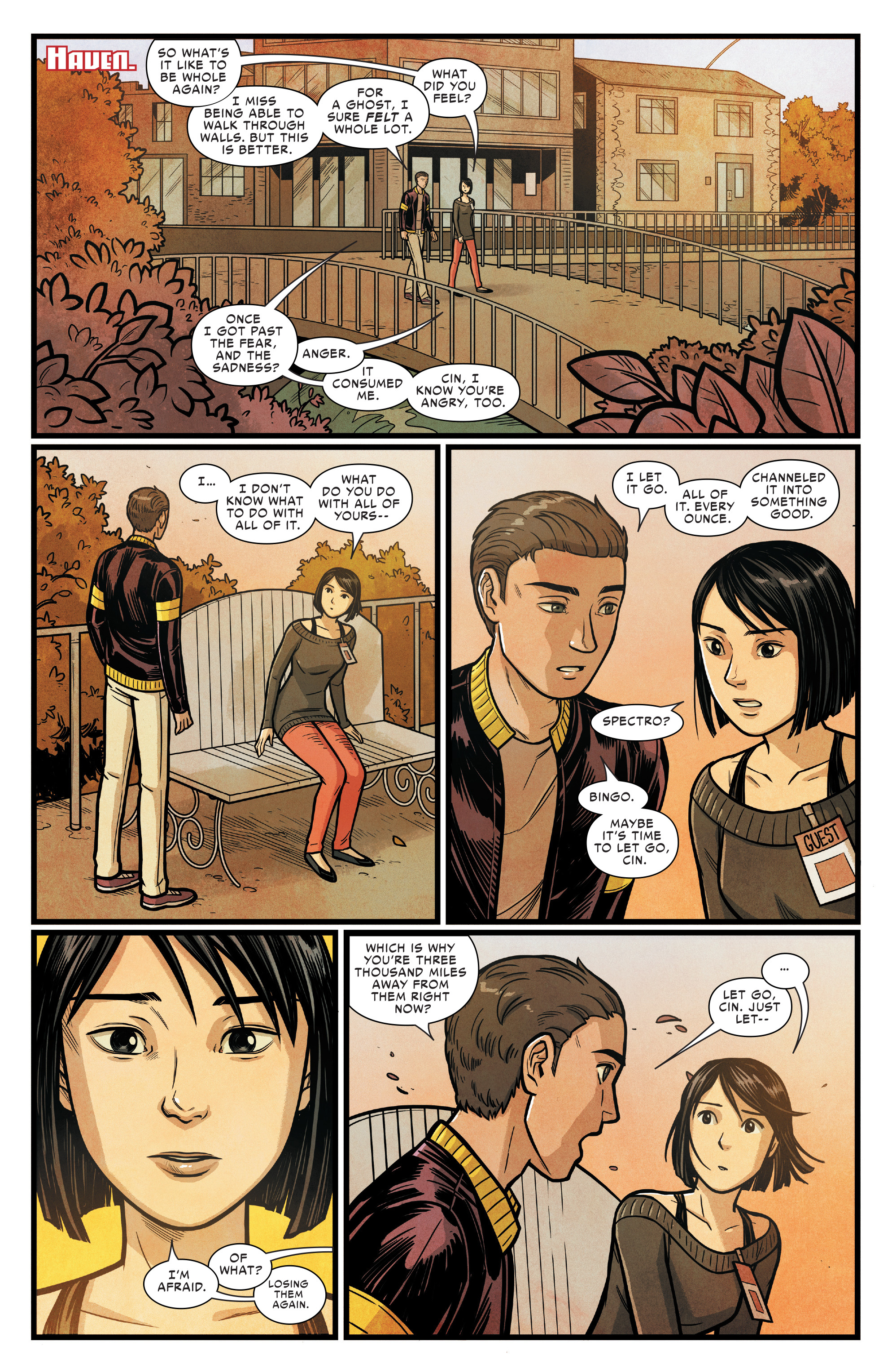 Read online Silk (2016) comic -  Issue #16 - 16