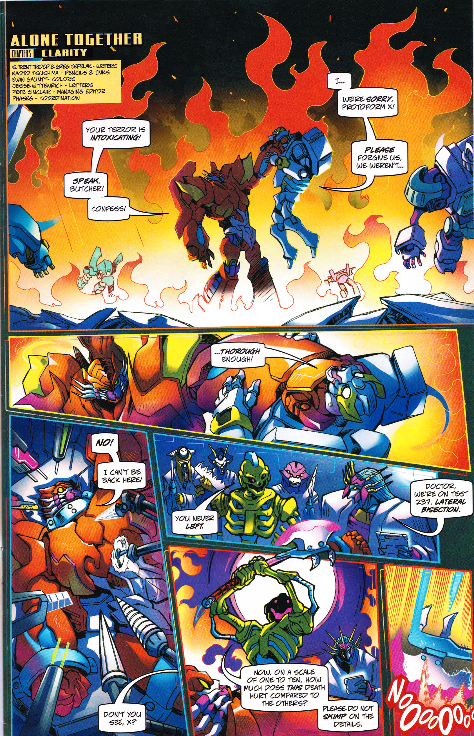 Read online Transformers: Collectors' Club comic -  Issue #60 - 5