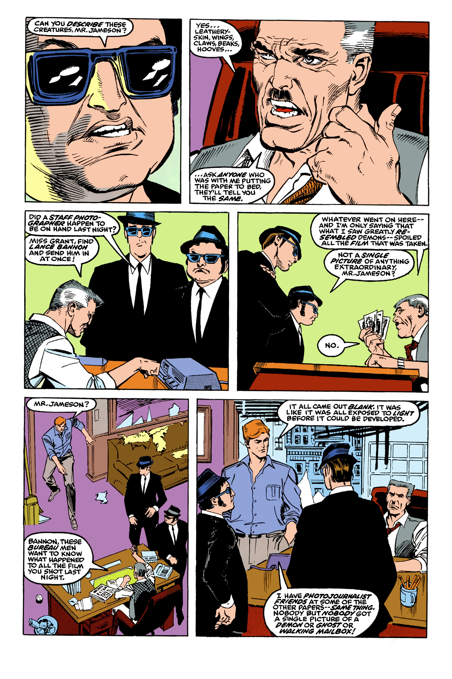 Read online X-Factor (1986) comic -  Issue # _ Annual 4 - 42