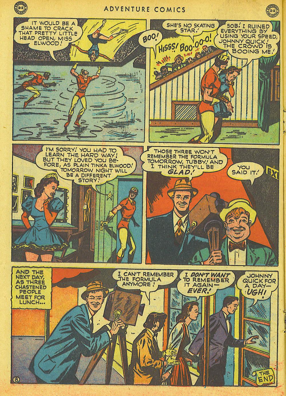Read online Adventure Comics (1938) comic -  Issue #136 - 24