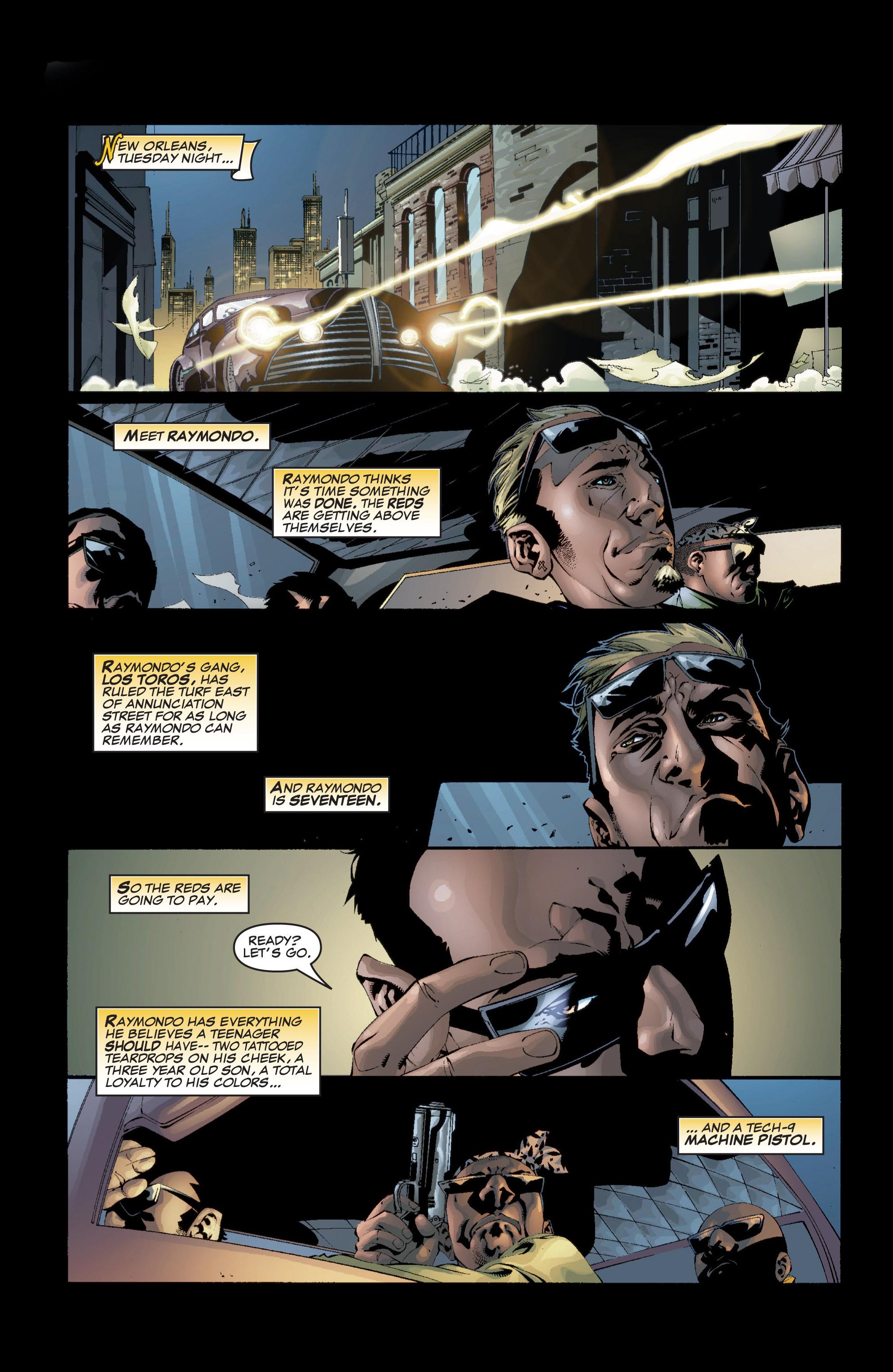 Read online Shadowman (1999) comic -  Issue #5 - 3