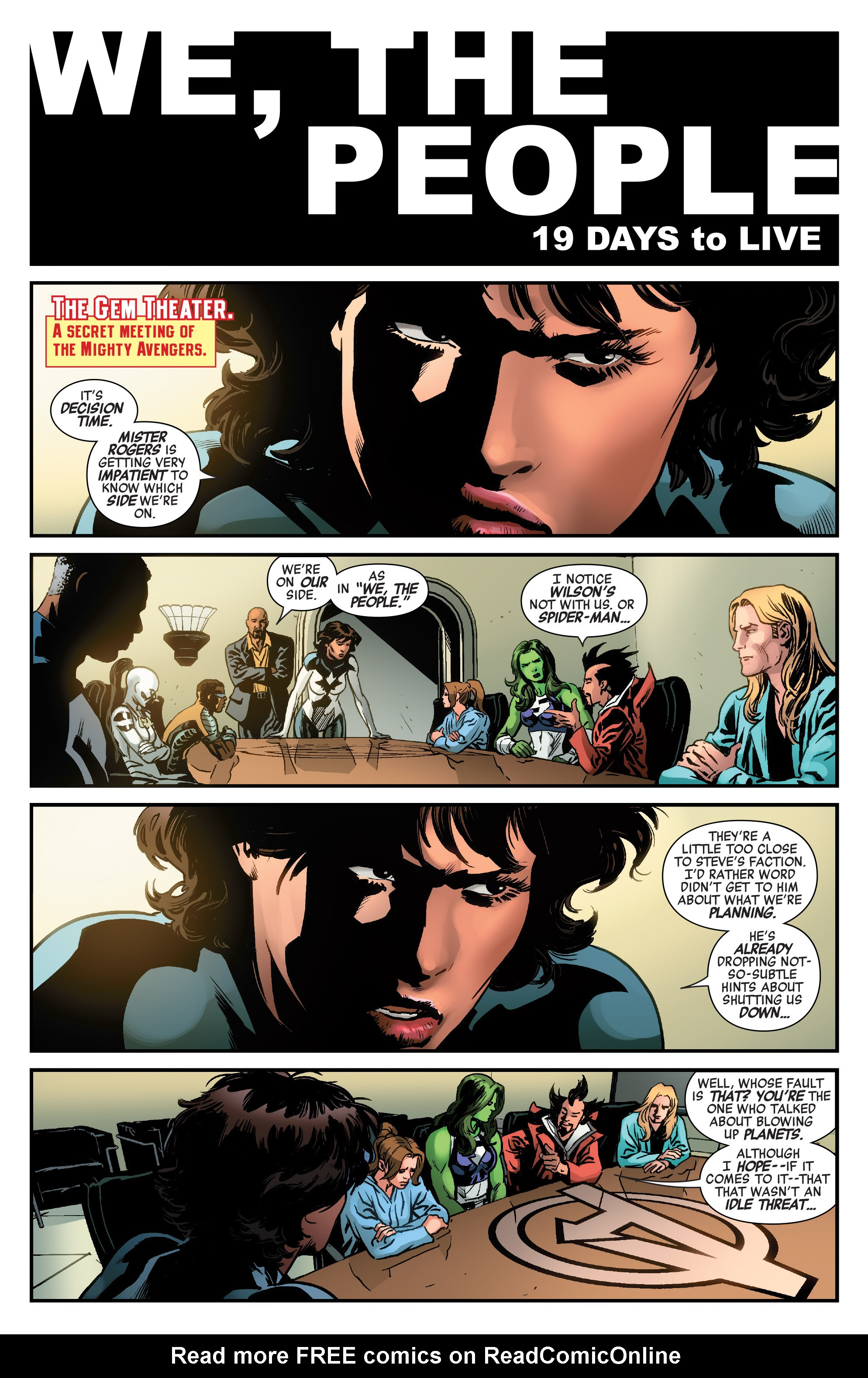 Read online Secret Wars: Last Days of the Marvel Universe comic -  Issue # TPB (Part 1) - 18