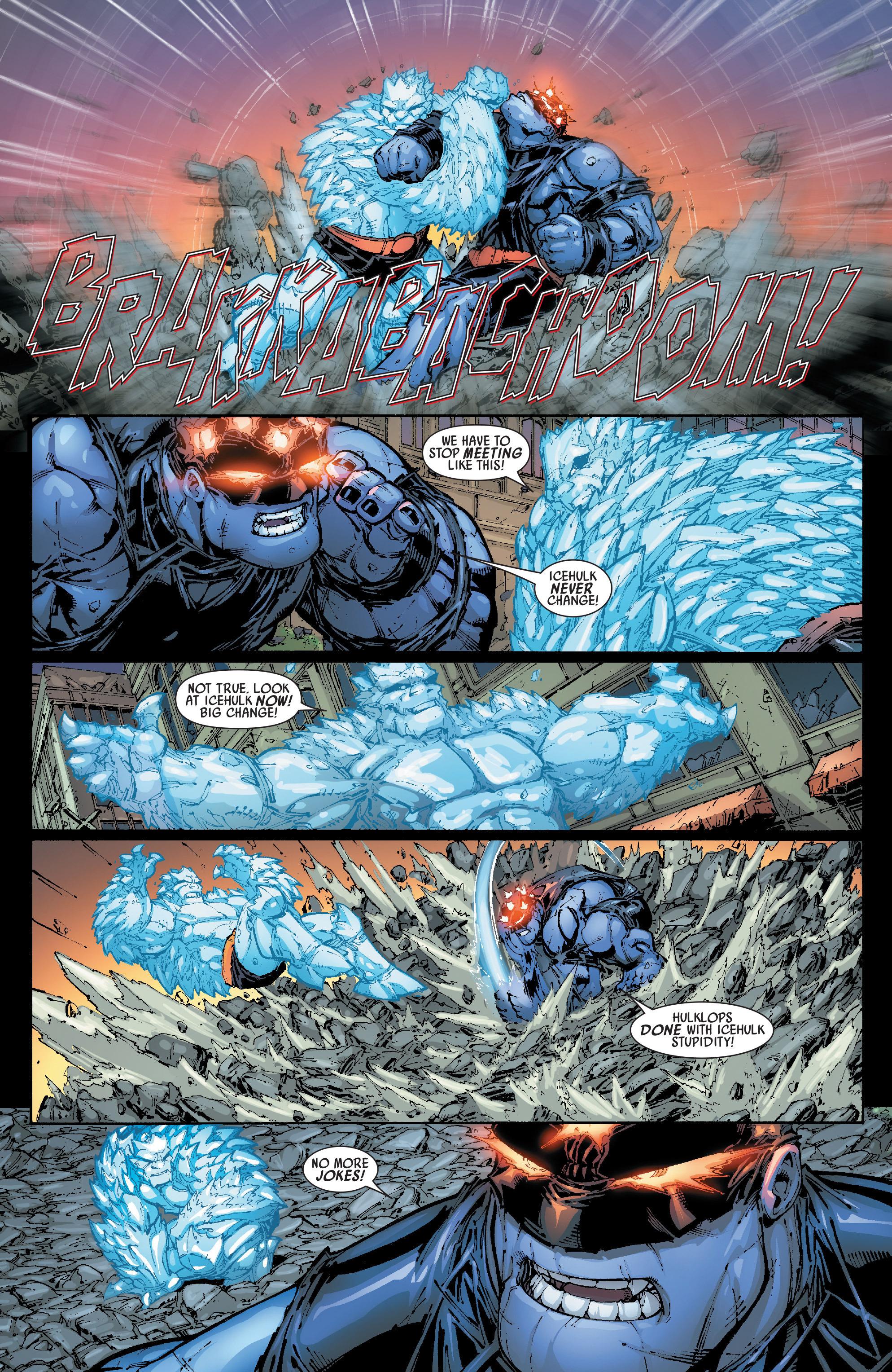 Read online World War Hulks: Spider-Man vs. Thor comic -  Issue #2 - 34
