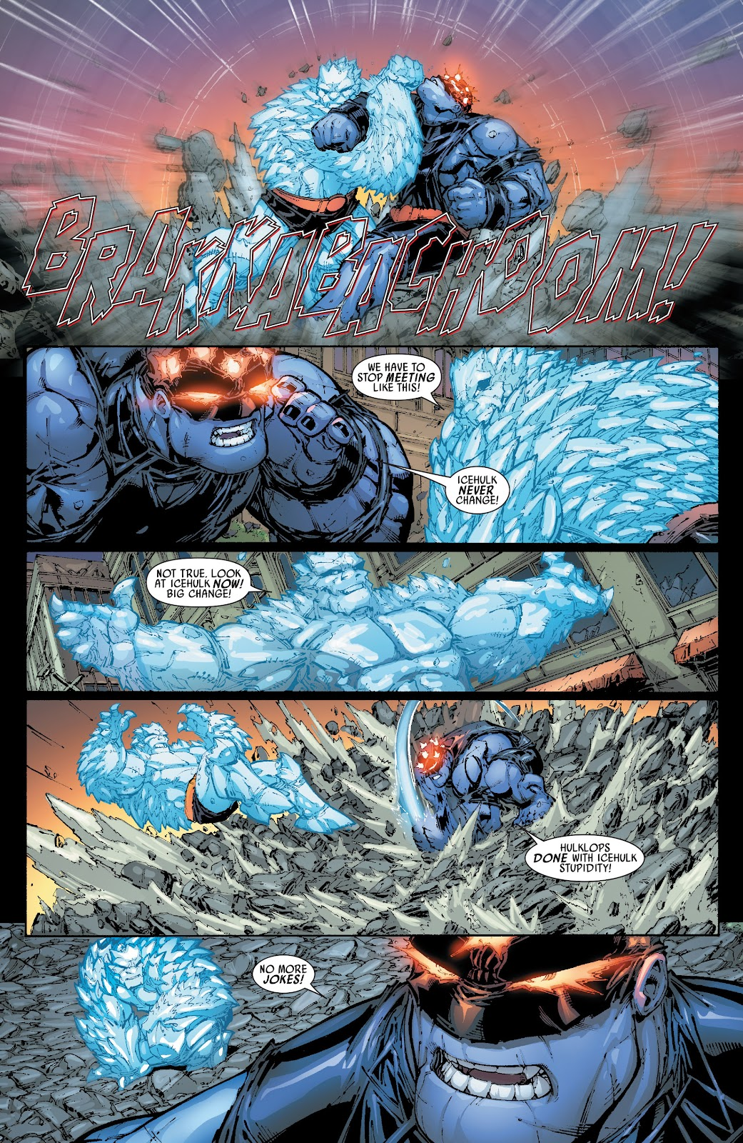 World War Hulks: Spider-Man vs. Thor Issue #2 #2 - English 34