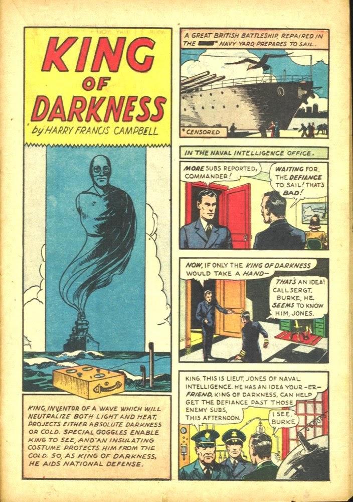 Read online Amazing Man Comics comic -  Issue #25 - 45