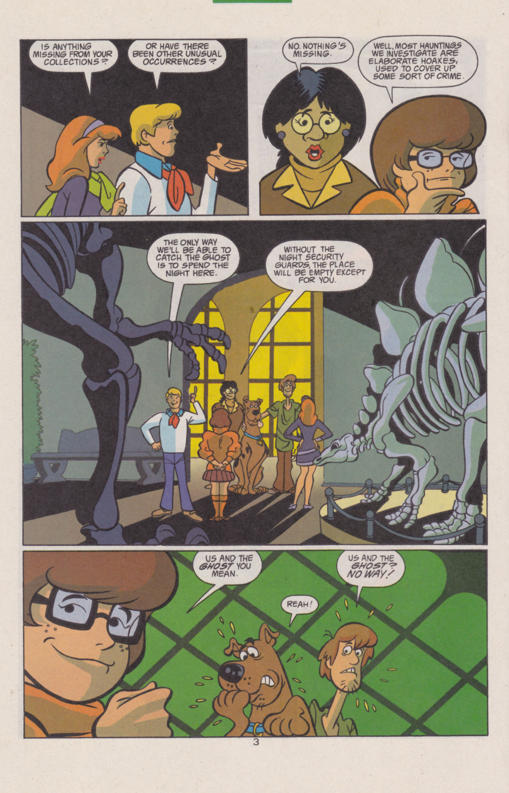 Read online Scooby-Doo (1997) comic -  Issue #13 - 18