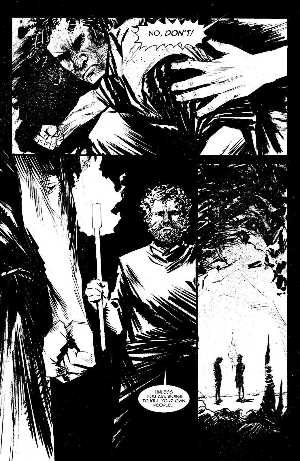 Child of the Sun issue 5 - Page 7