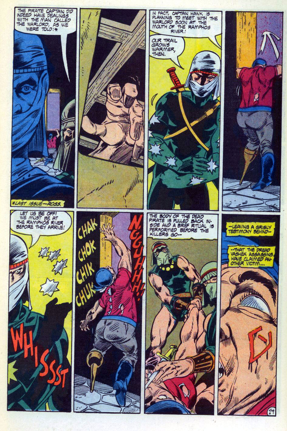 Warlord (1976) issue 92 - Page 15