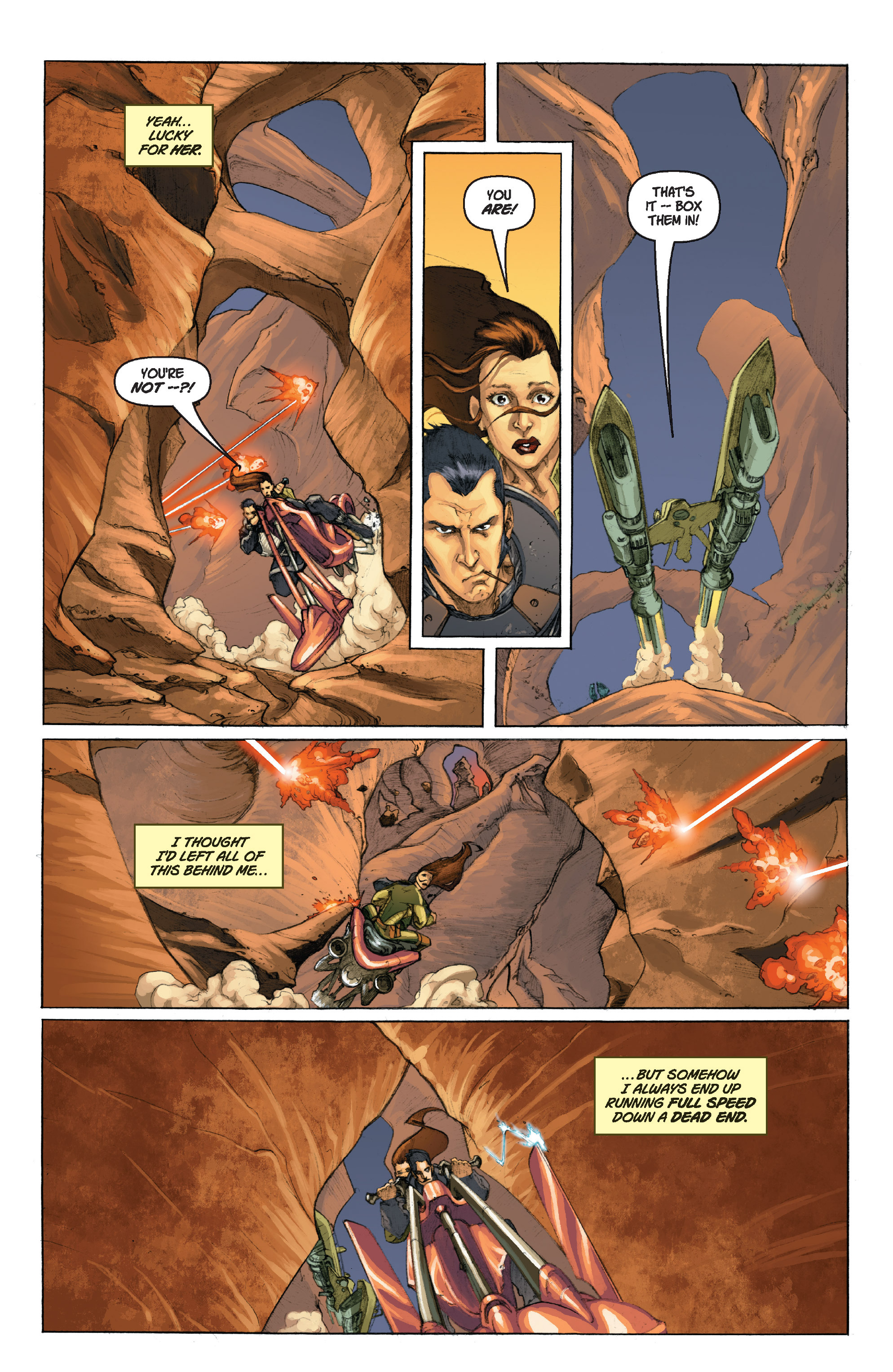 Read online Star Wars Omnibus comic -  Issue # Vol. 22 - 113