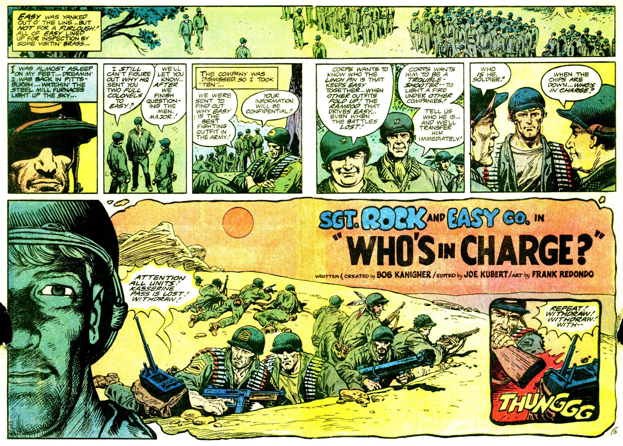 Read online Sgt. Rock comic -  Issue #362 - 4