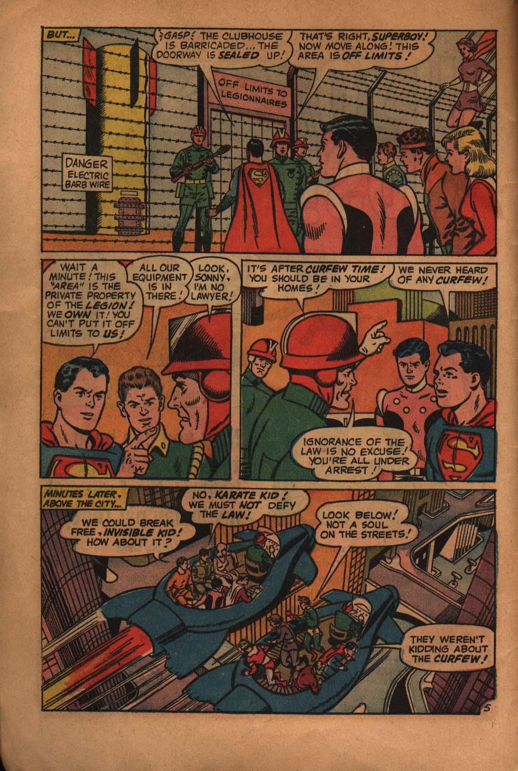 Read online Adventure Comics (1938) comic -  Issue #359 - 8