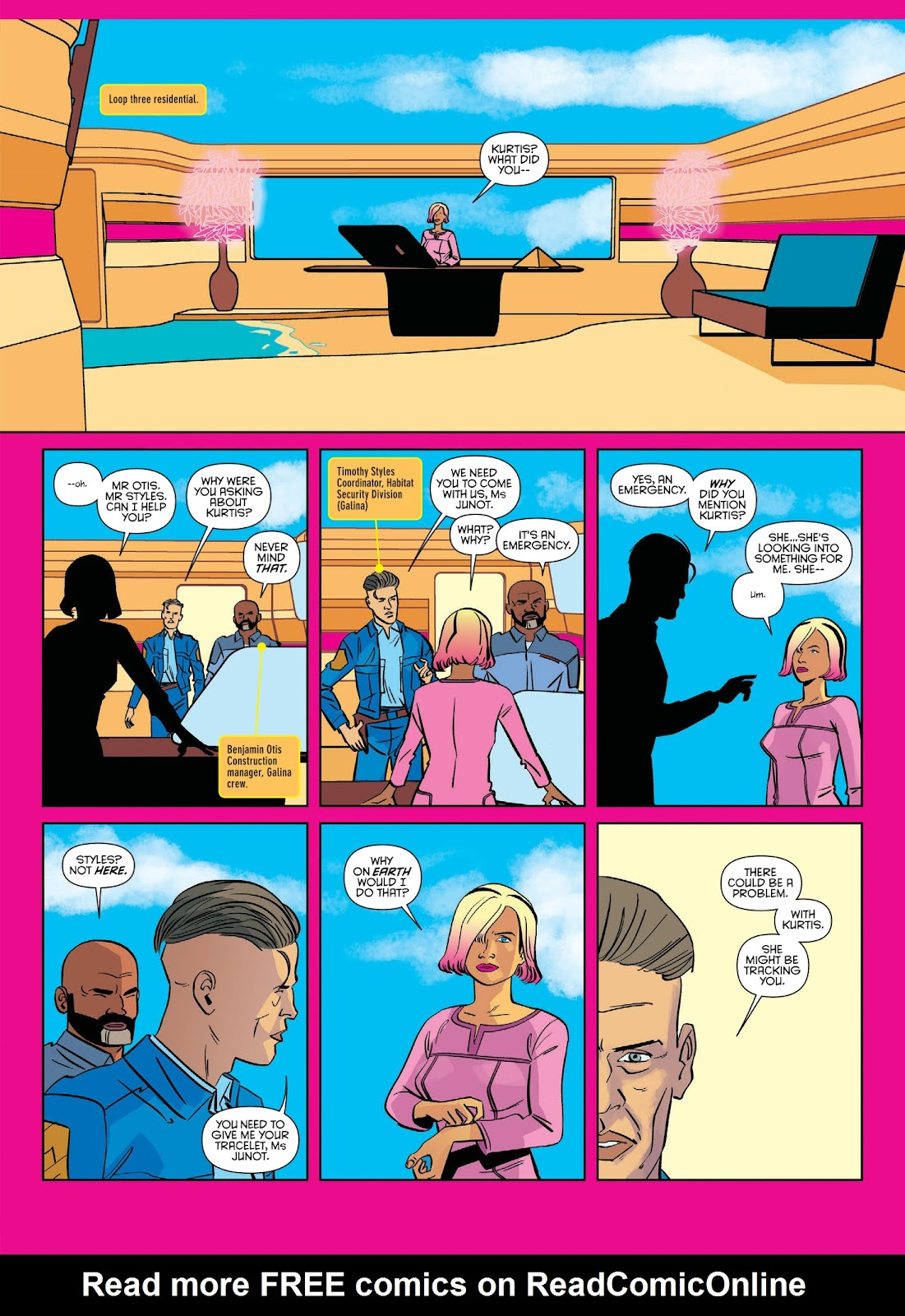 Read online Brink comic -  Issue # TPB 2 - 64