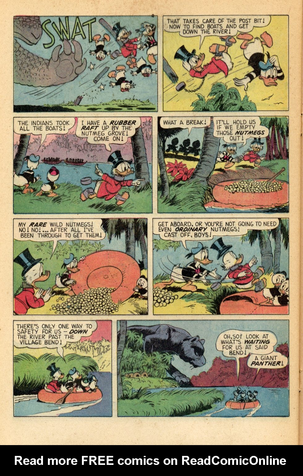 Read online Uncle Scrooge (1953) comic -  Issue #102 - 24