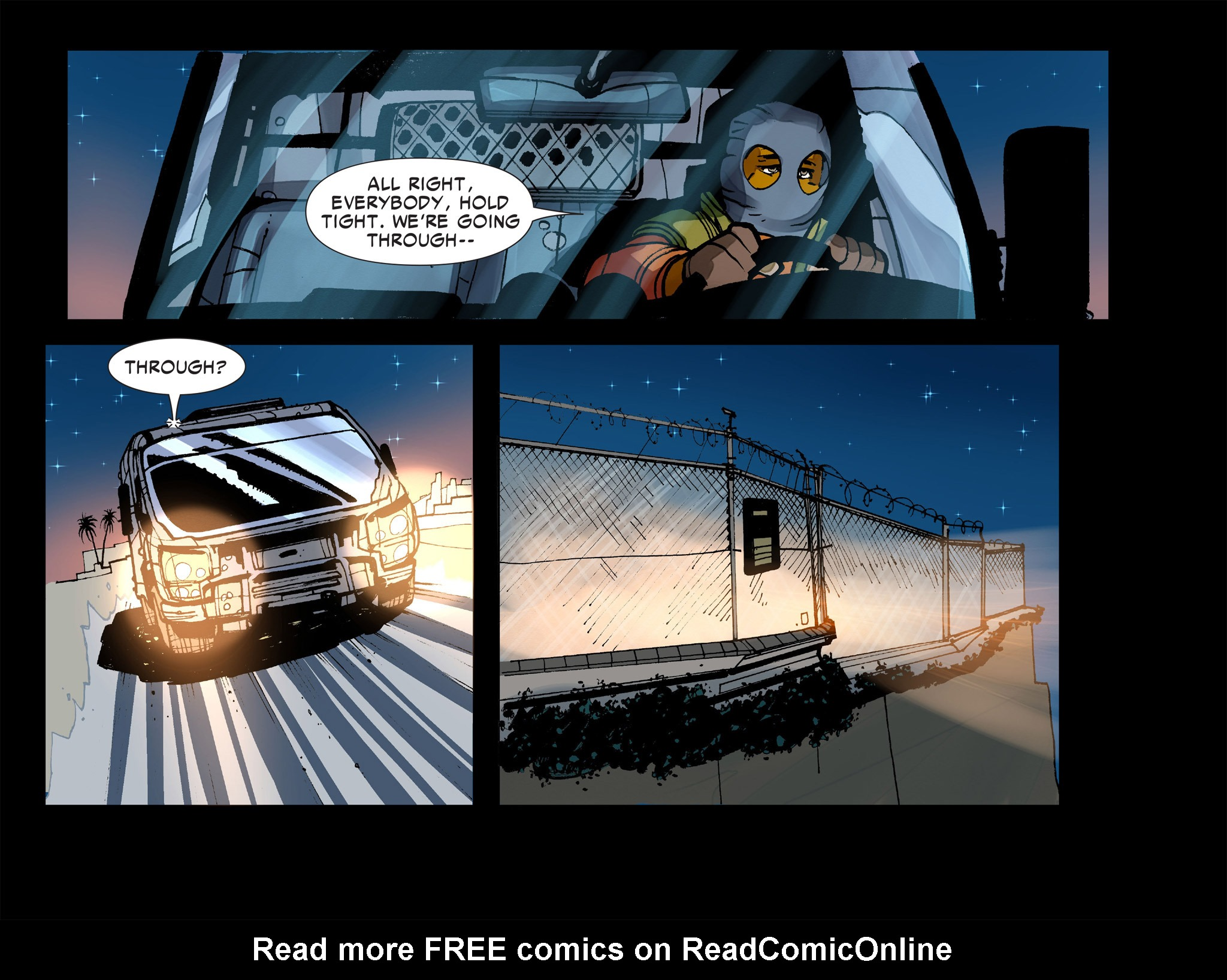 Read online Amazing Spider-Man: Who Am I? comic -  Issue # Full (Part 1) - 118