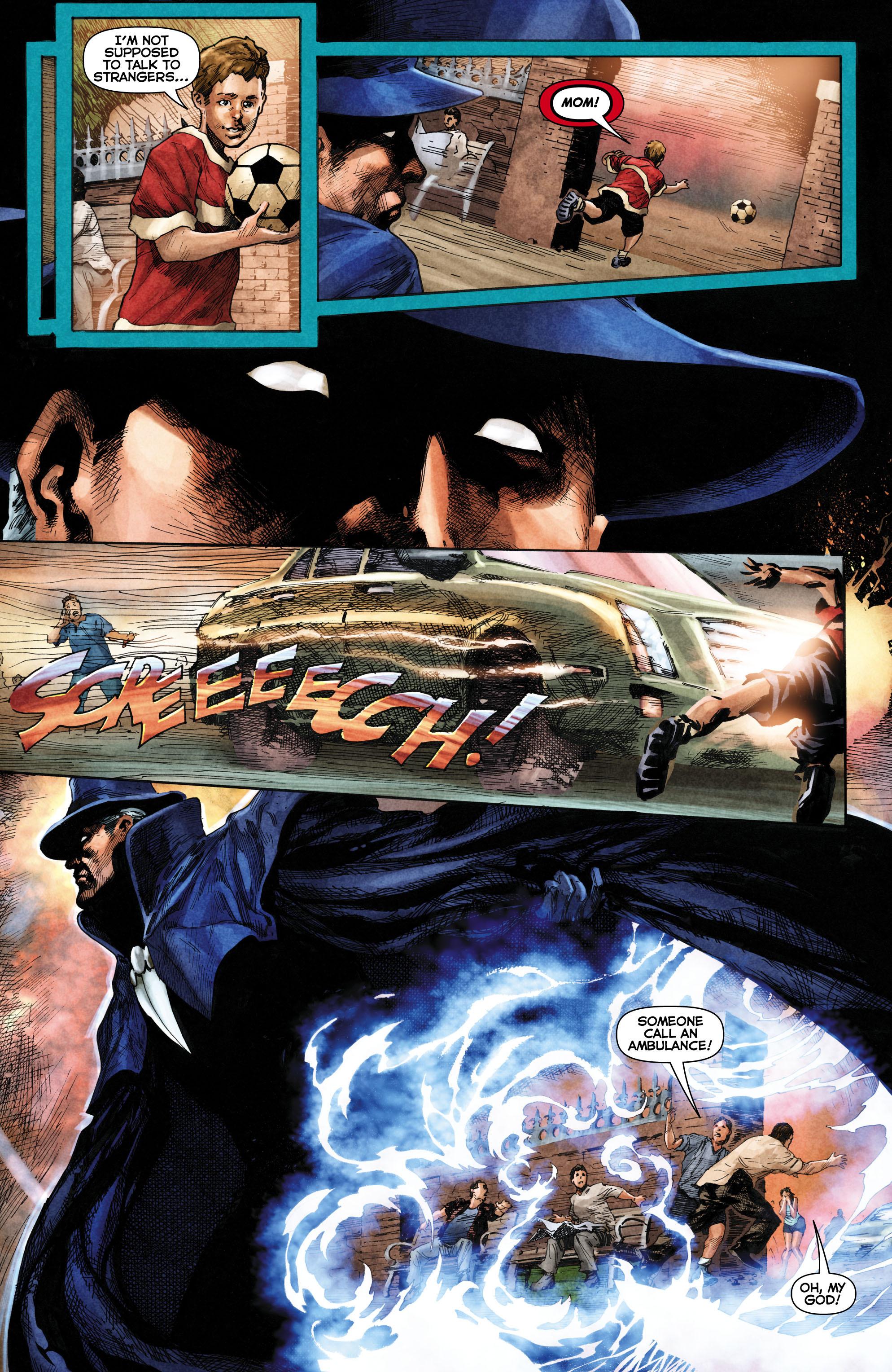 Read online Trinity of Sin: The Phantom Stranger comic -  Issue #1 - 4