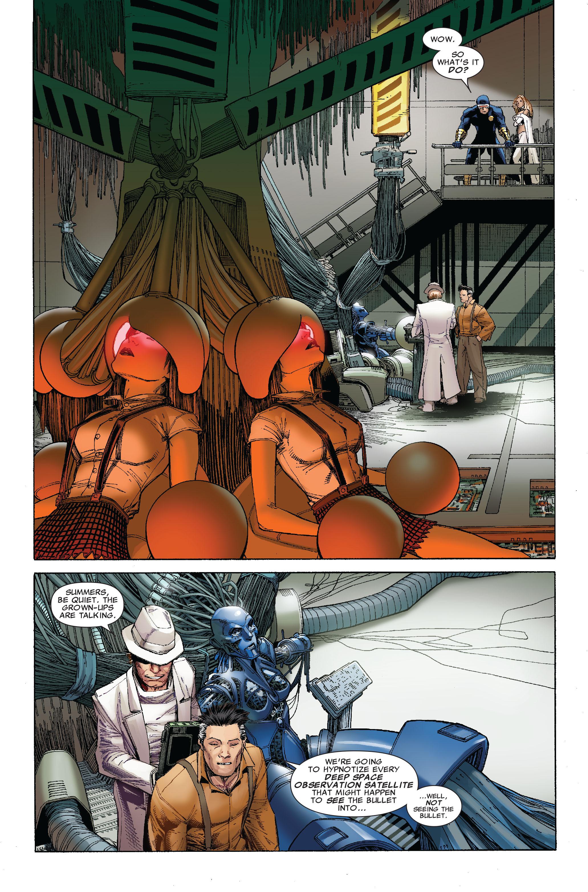 Read online Uncanny X-Men (1963) comic -  Issue #522 - 11