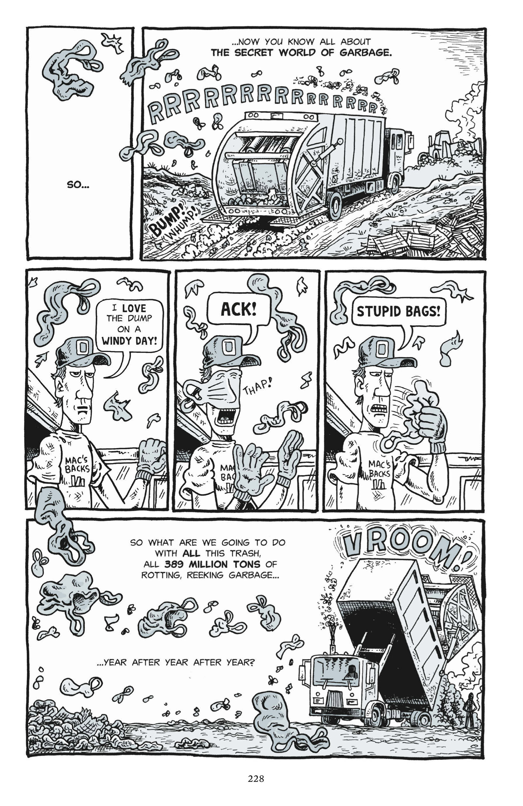 Read online Trashed comic -  Issue # Full - 220