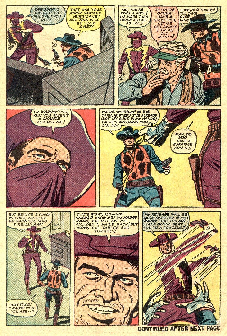Read online Two-Gun Kid comic -  Issue #70 - 18