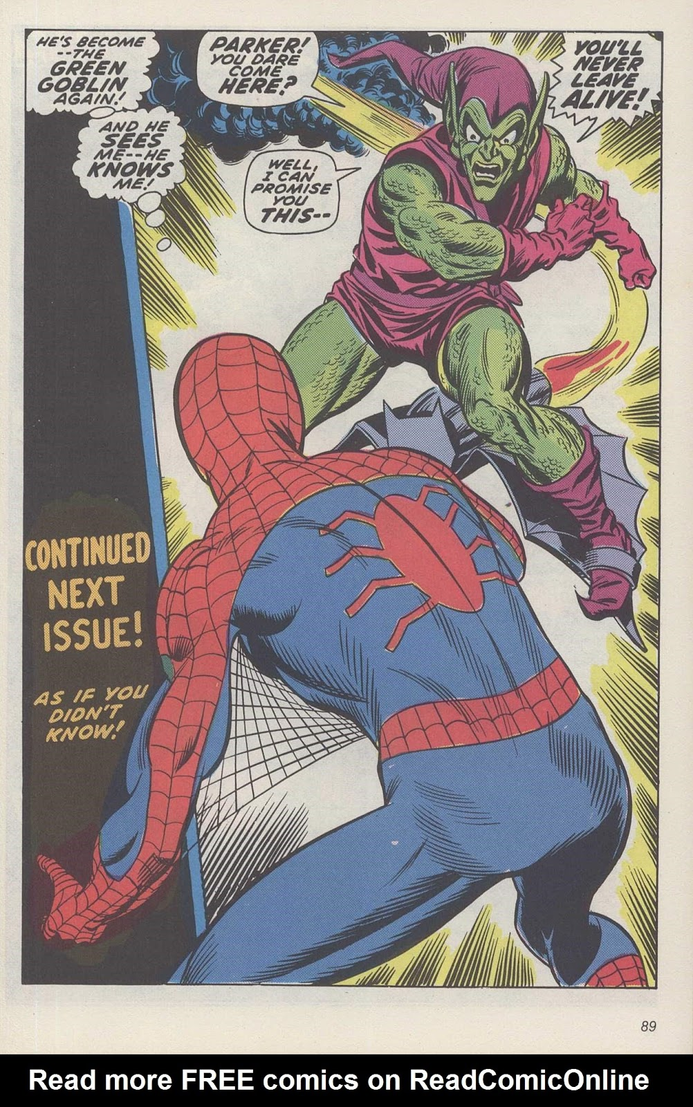 The Amazing Spider-Man (1979) issue TPB - Page 91
