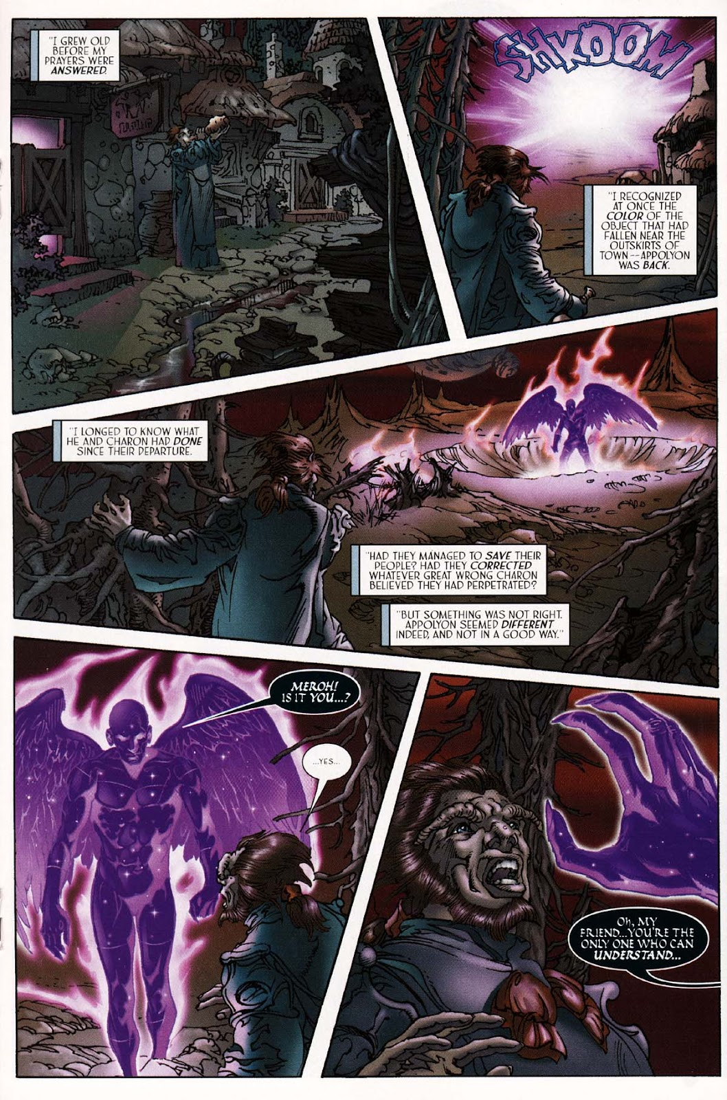Read online Negation Lawbringer comic -  Issue # Full - 21