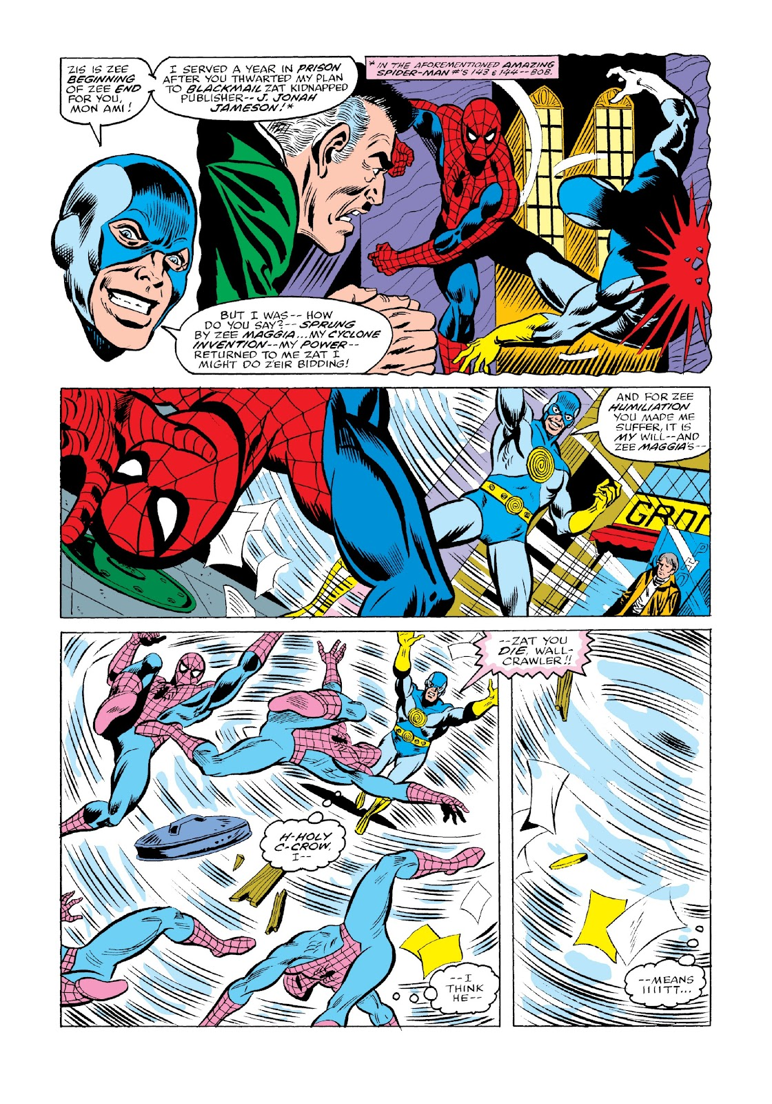 Read online Marvel Masterworks: The Spectacular Spider-Man comic -  Issue # TPB 2 (Part 2) - 39