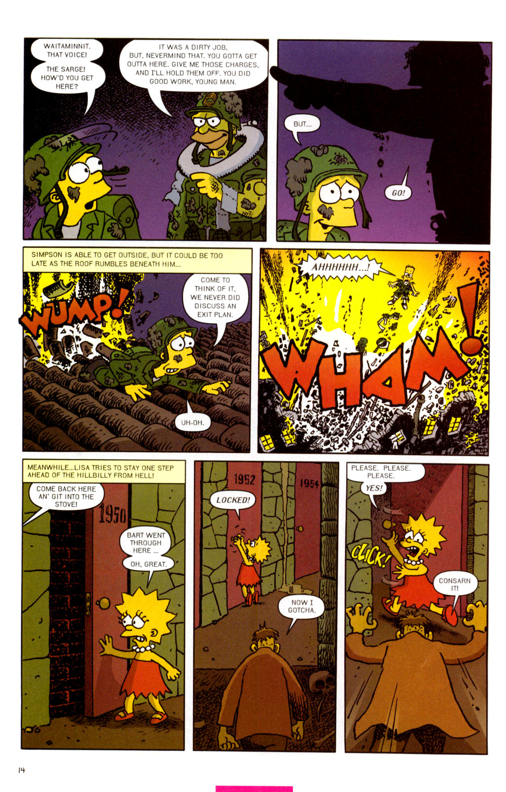 Read online Treehouse of Horror comic -  Issue #11 - 45