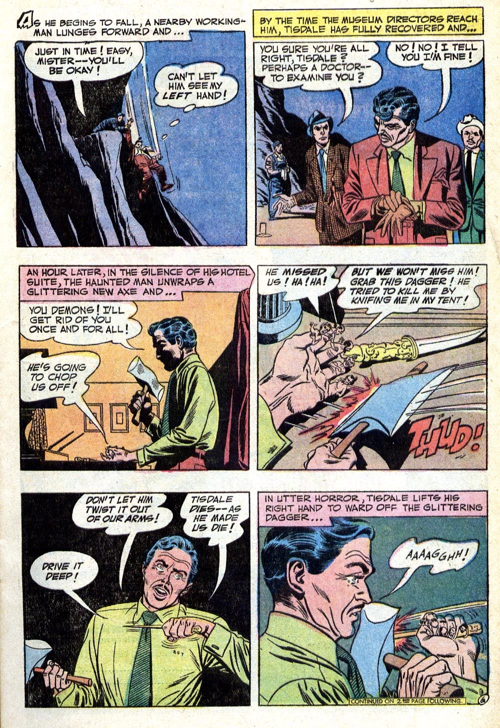 The Witching Hour (1969) issue 17 - Page 17