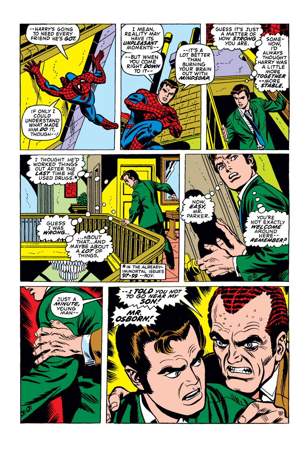 The Amazing Spider-Man (1963) 121 Page 3