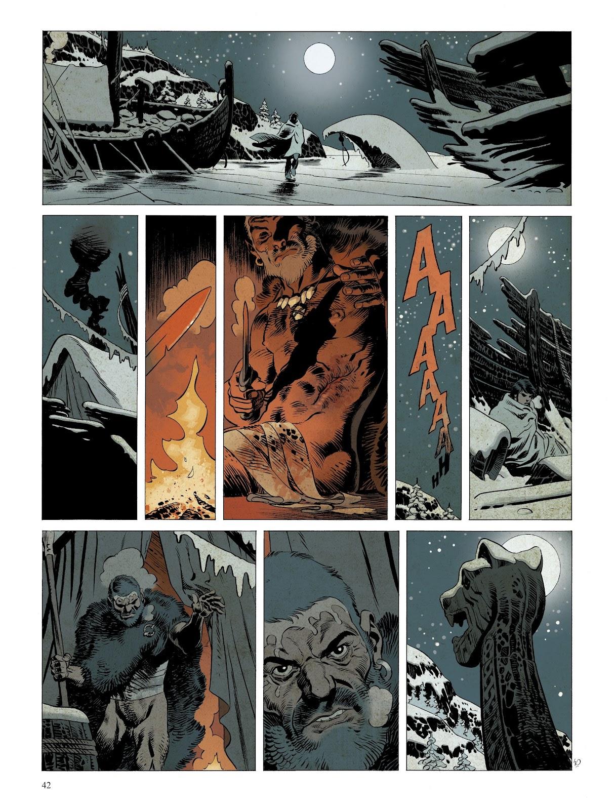 Read online Asgard comic -  Issue #2 - 44