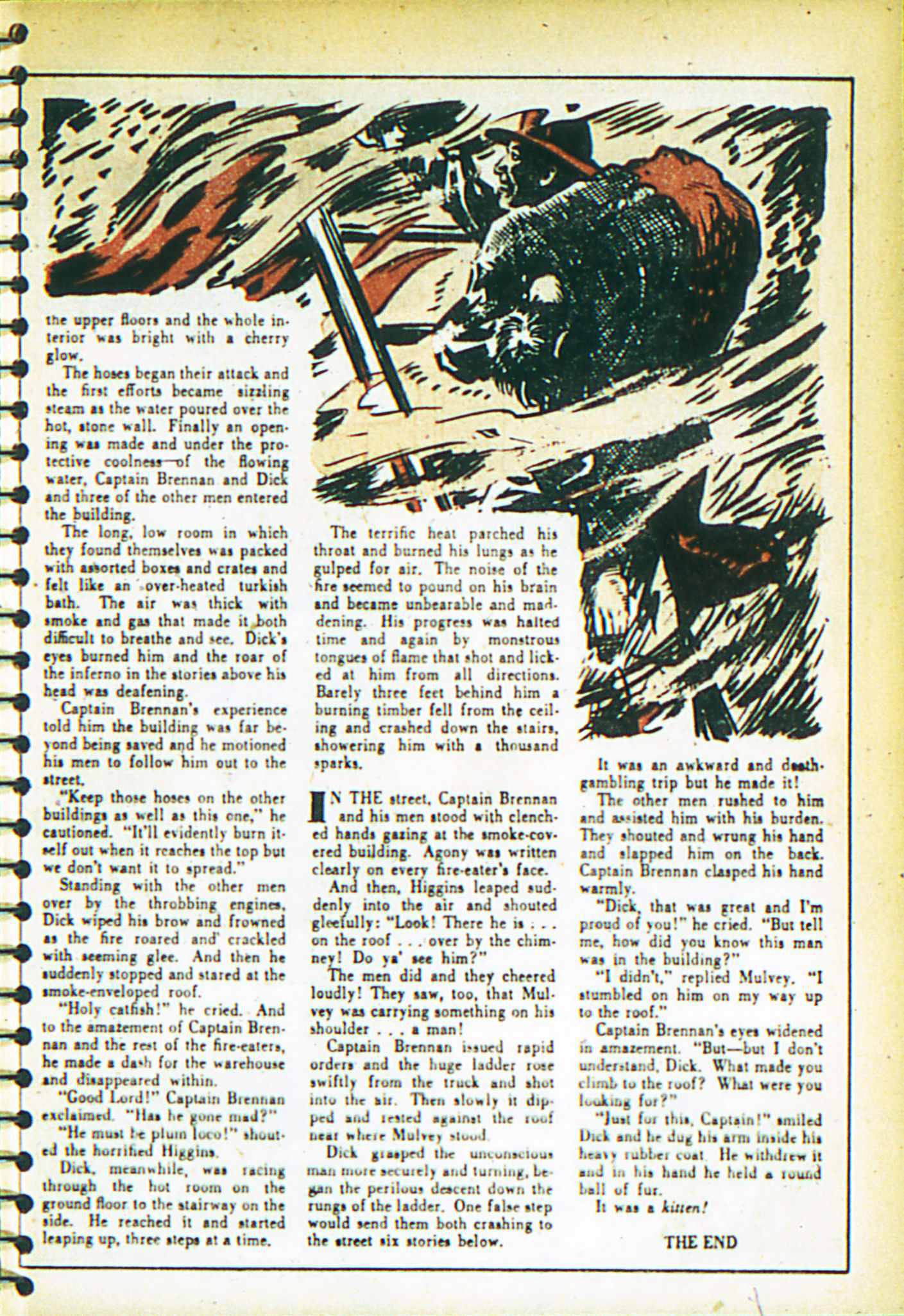 Read online Adventure Comics (1938) comic -  Issue #26 - 24