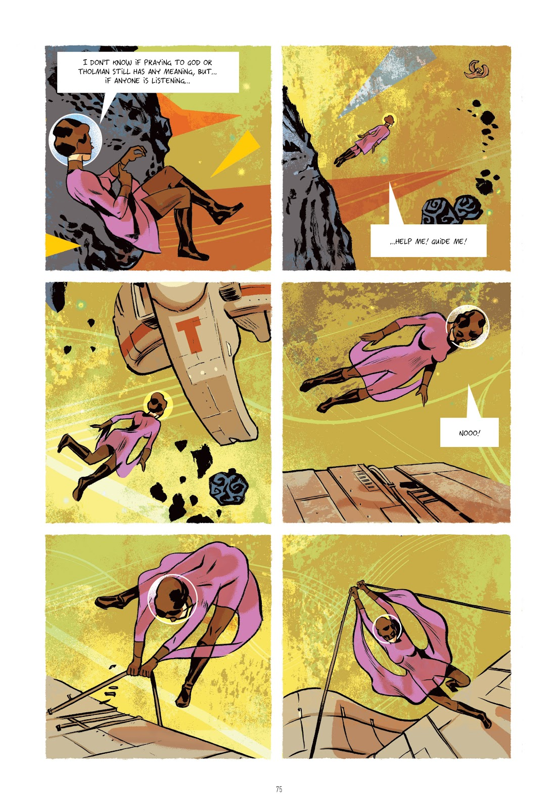 Read online Infinity 8 comic -  Issue # _TPB 3 - 75