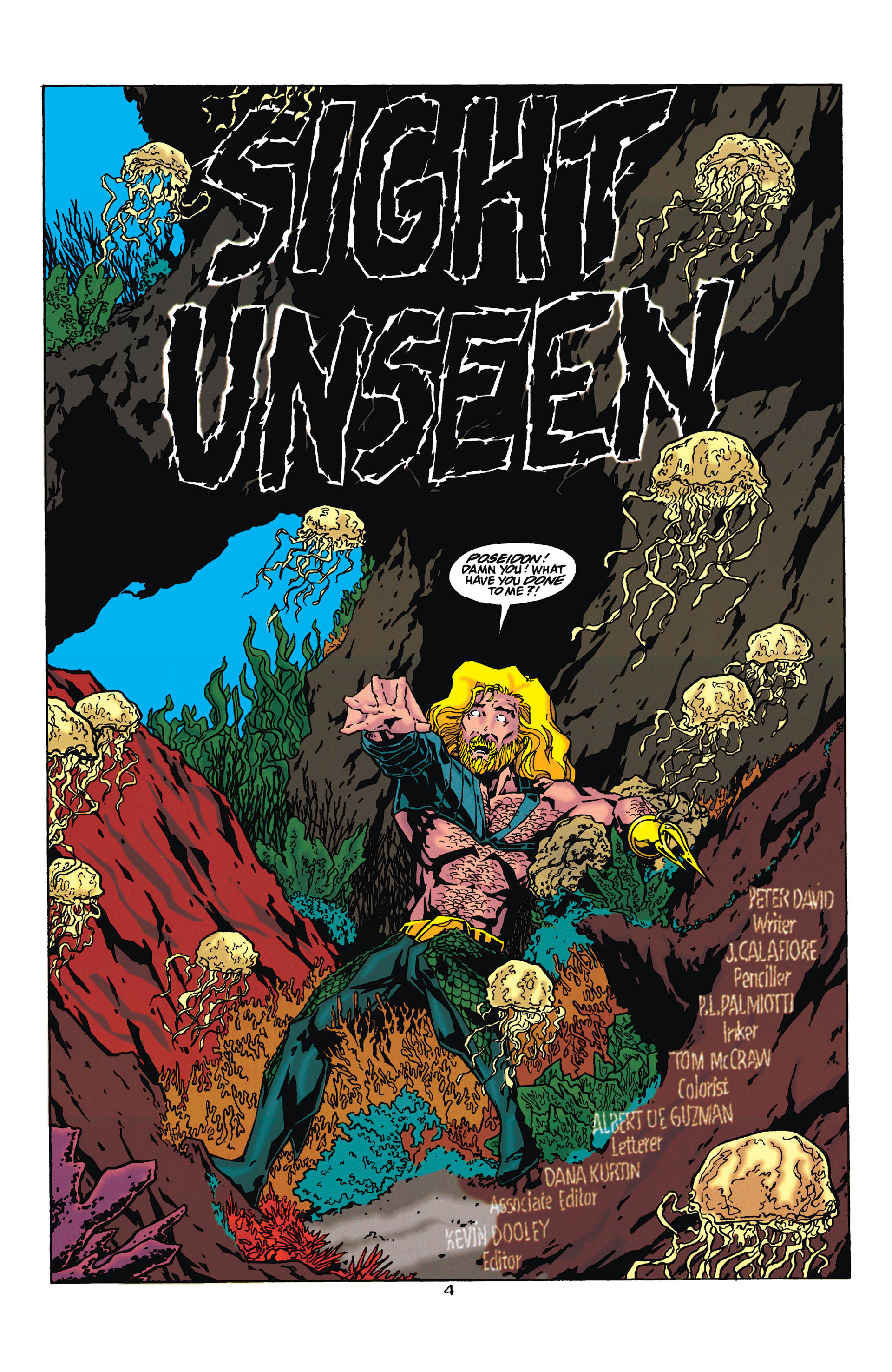 Read online Aquaman (1994) comic -  Issue #35 - 4