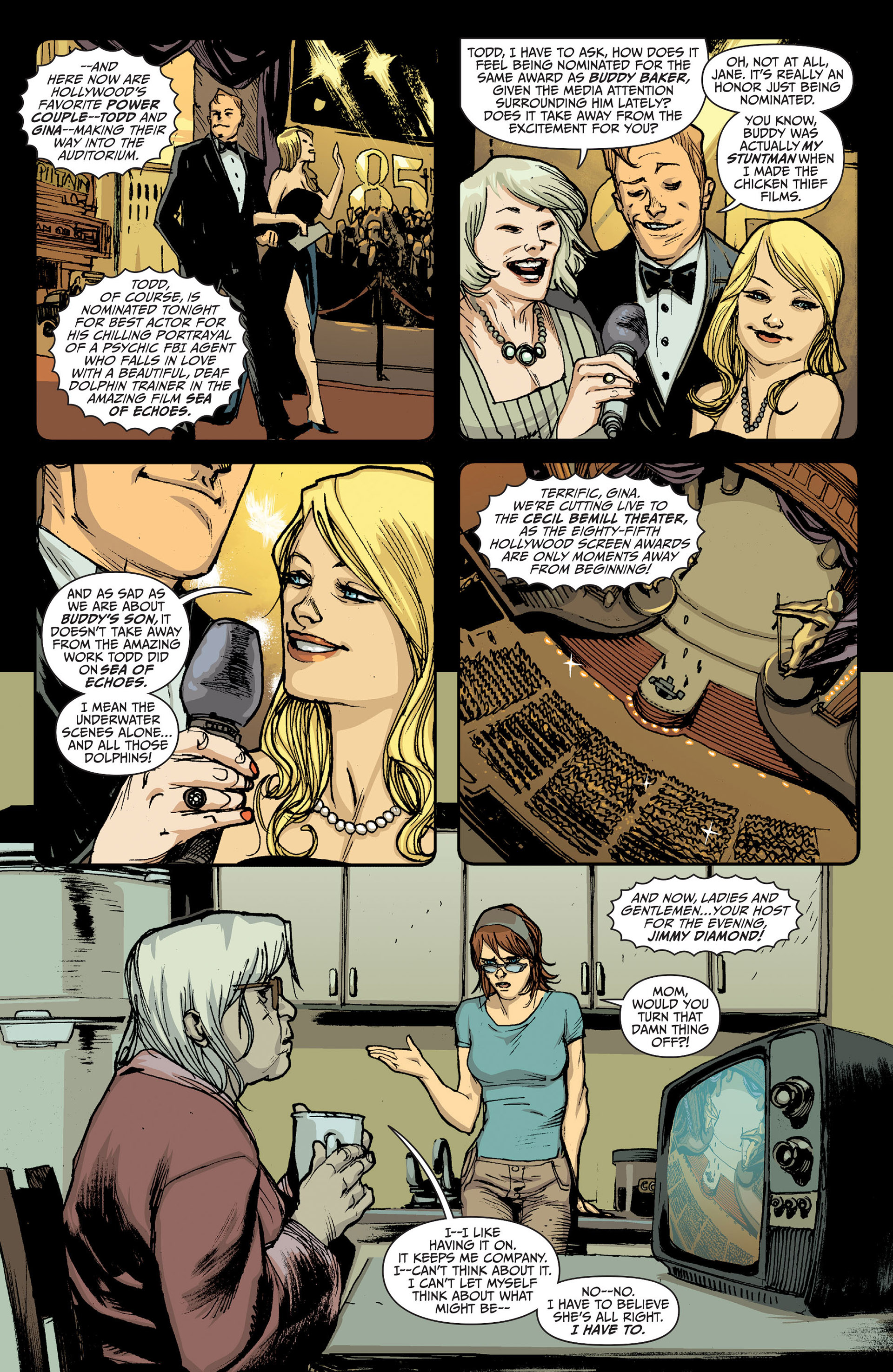Read online Animal Man (2011) comic -  Issue #24 - 15
