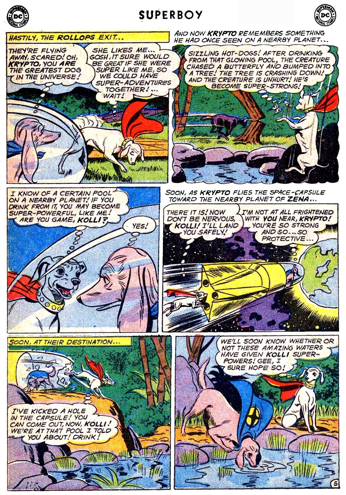 Superboy (1949) issue 87 - Page 15