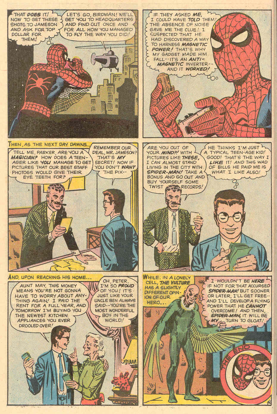 The Amazing Spider-Man (1963) _Annual_7 Page 25