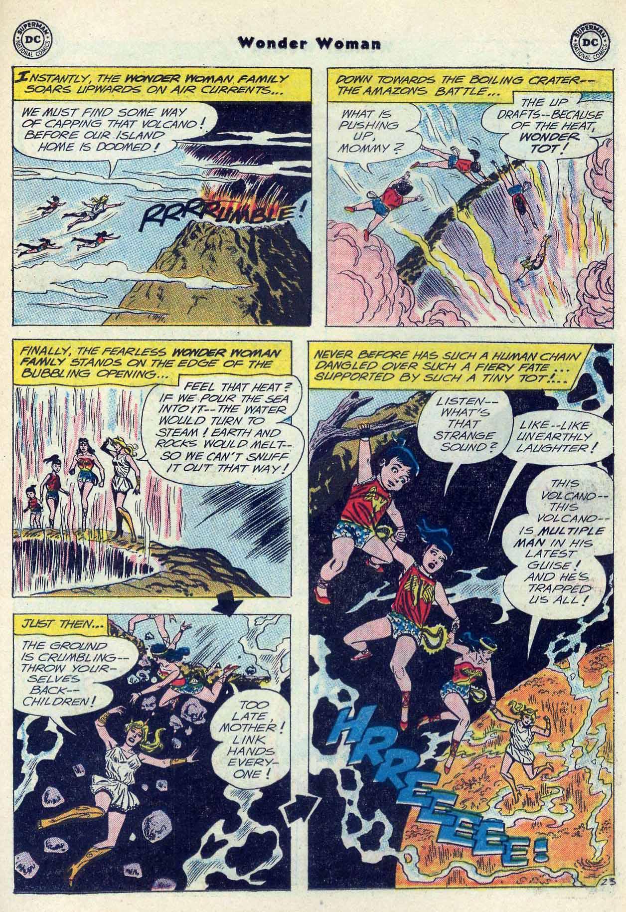 Read online Wonder Woman (1942) comic -  Issue #129 - 31
