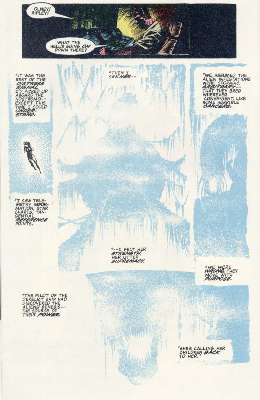 Read online Aliens: Earth War comic -  Issue #1 - 20
