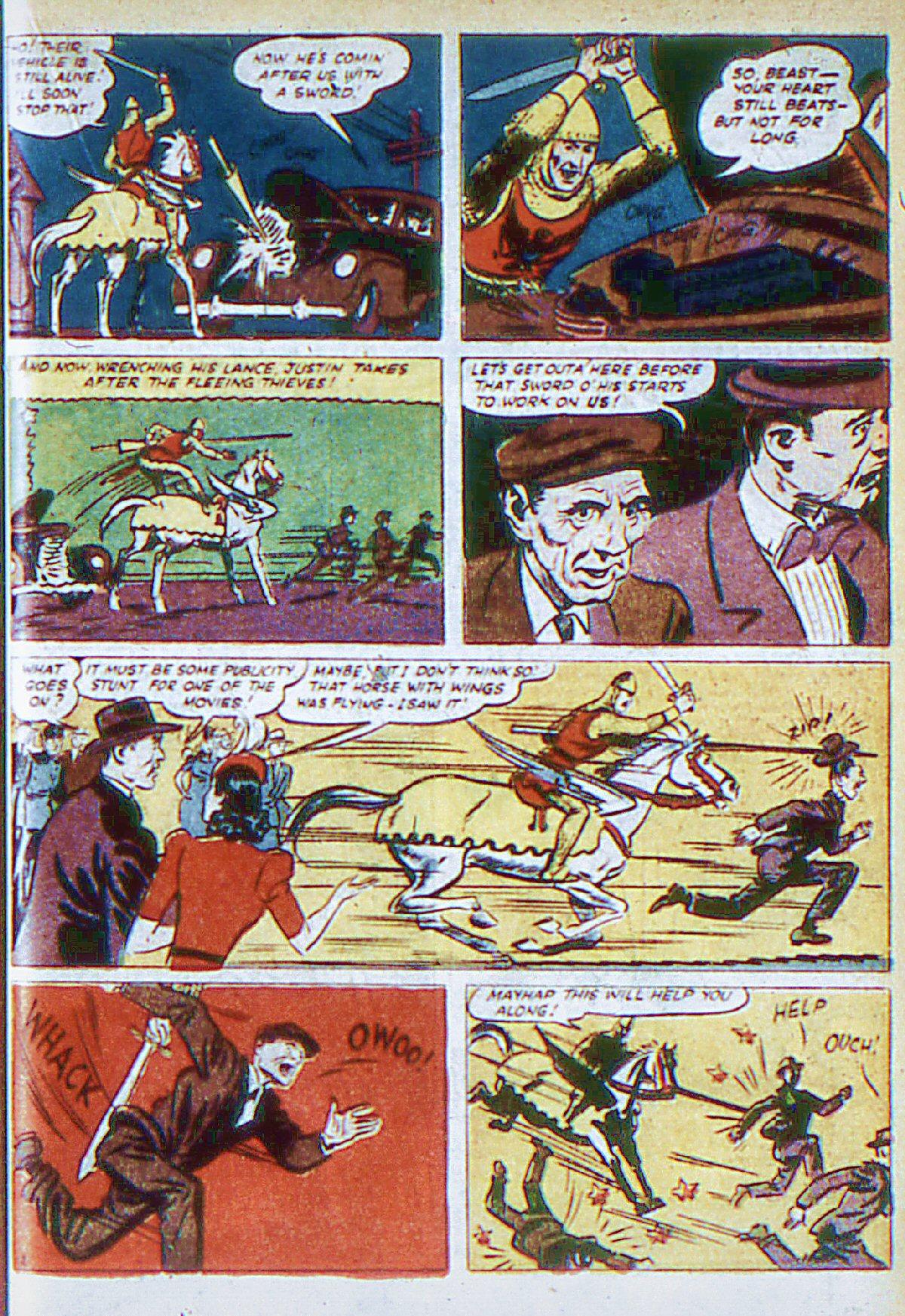 Read online Adventure Comics (1938) comic -  Issue #66 - 28