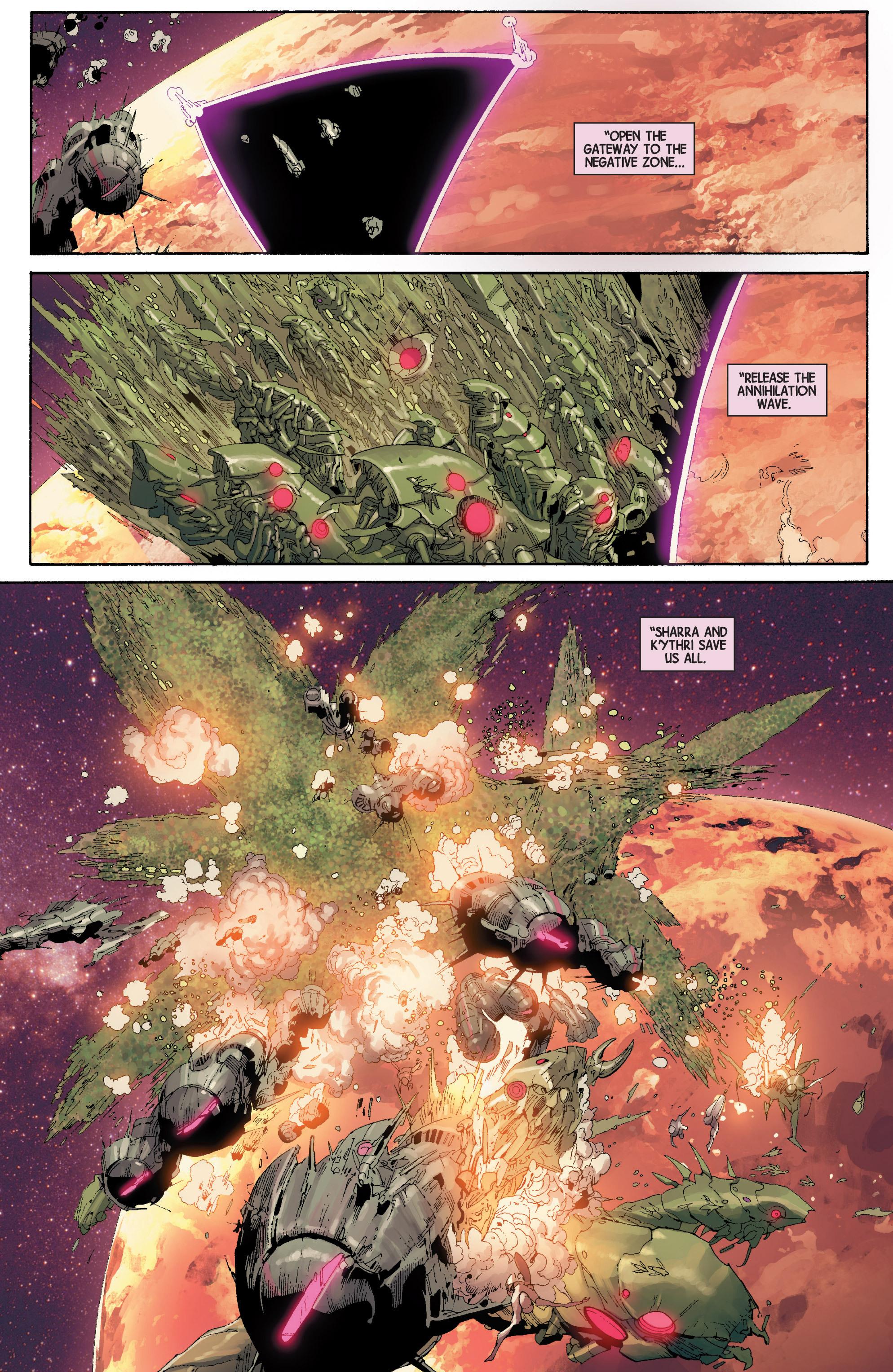 Read online Avengers (2013) comic -  Issue #Avengers (2013) _TPB 4 - 108