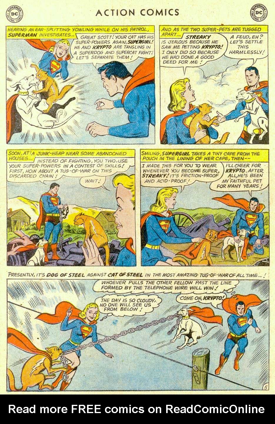 Action Comics (1938) 277 Page 22