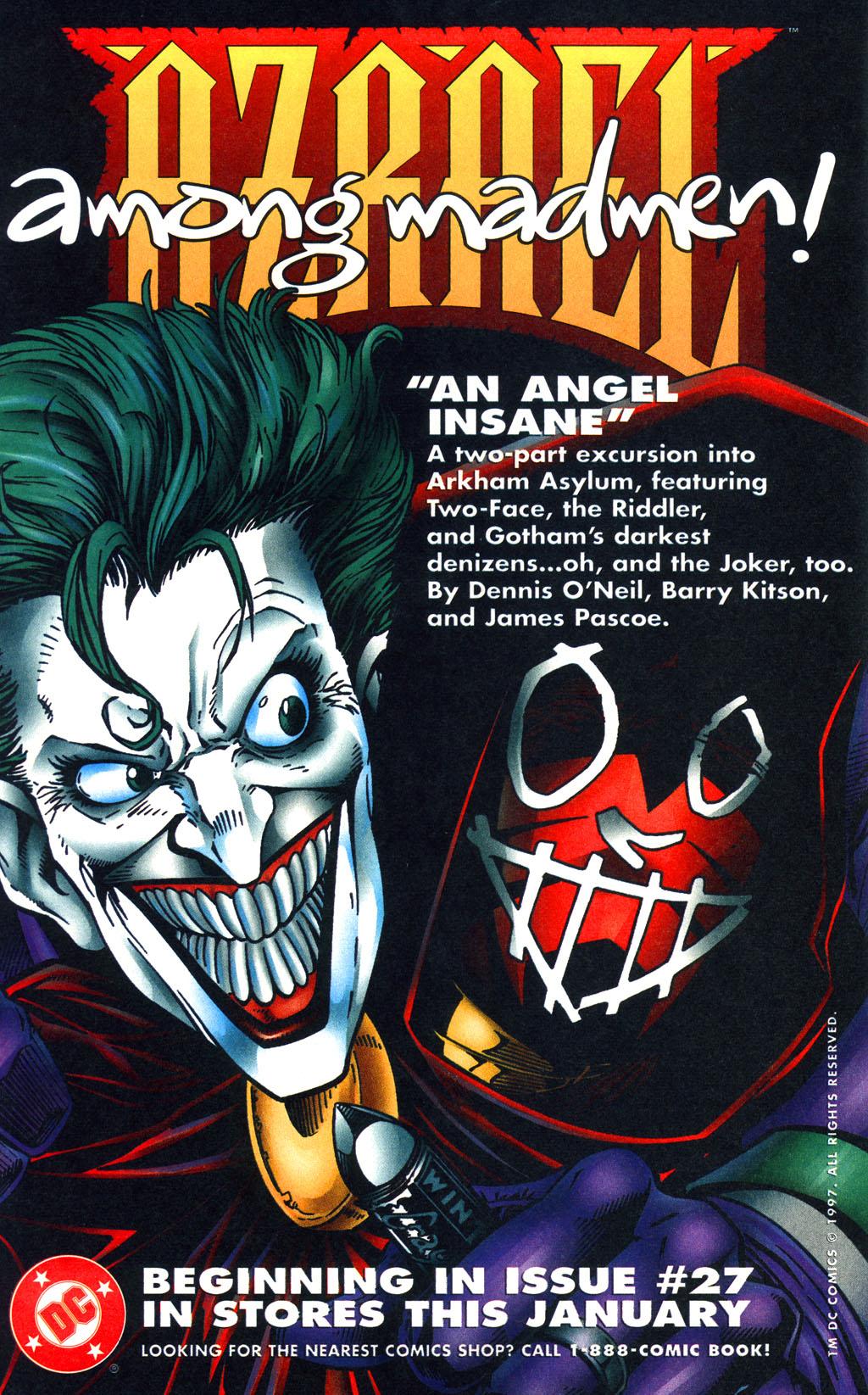 Read online Batman/Wildcat comic -  Issue #1 - 23