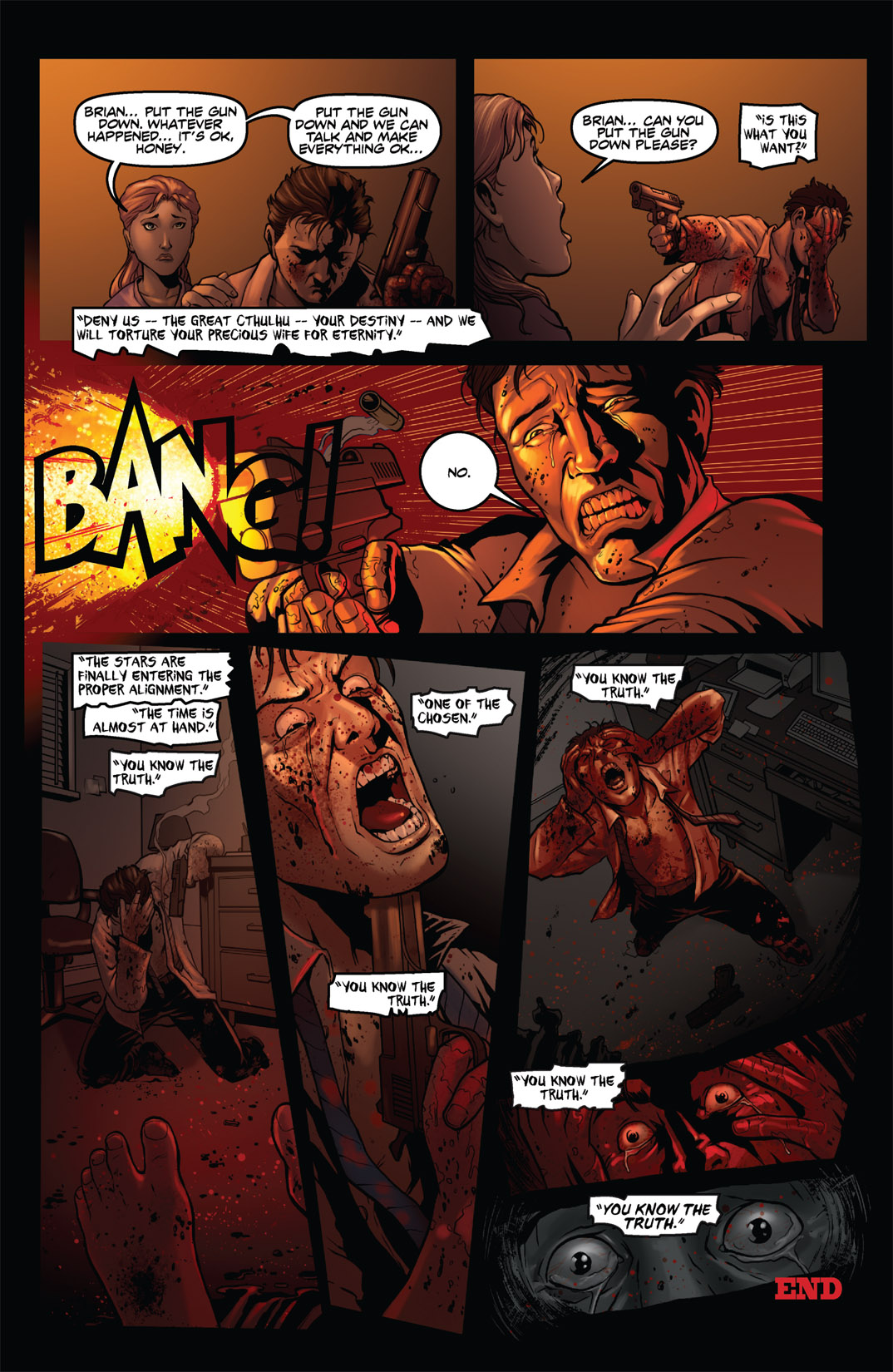 Read online Nightmare World comic -  Issue # Vol. 1 Thirteen Tales of Terror - 43