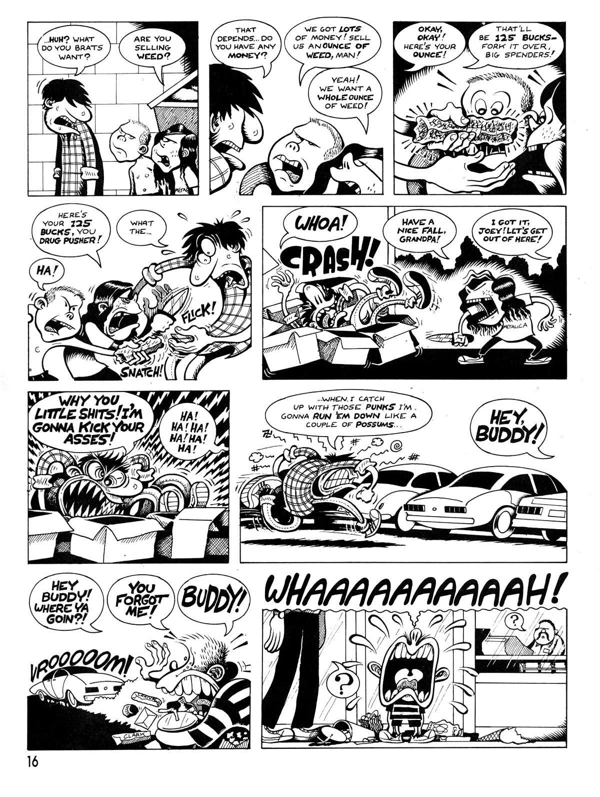 Read online Neat Stuff comic -  Issue #15 - 17