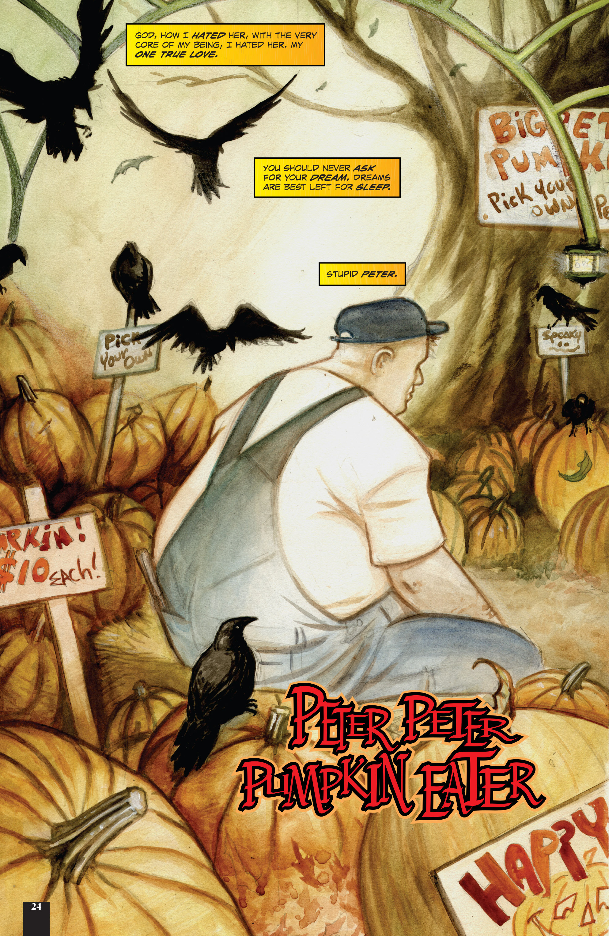 Read online Grimm Fairy Tales: Different Seasons comic -  Issue # TPB 2 - 24